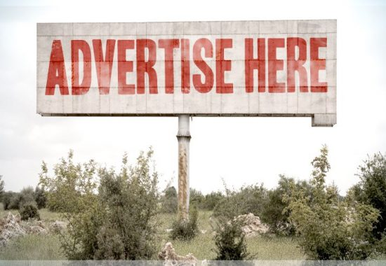The internet has killed advertising