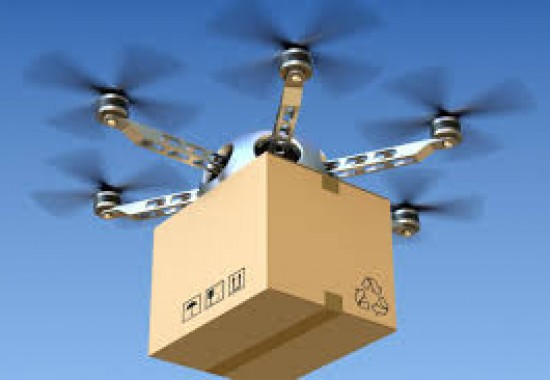 The way drones might work