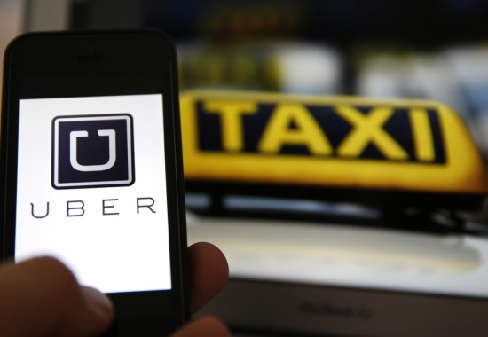 Uber on way up, along with French working hours